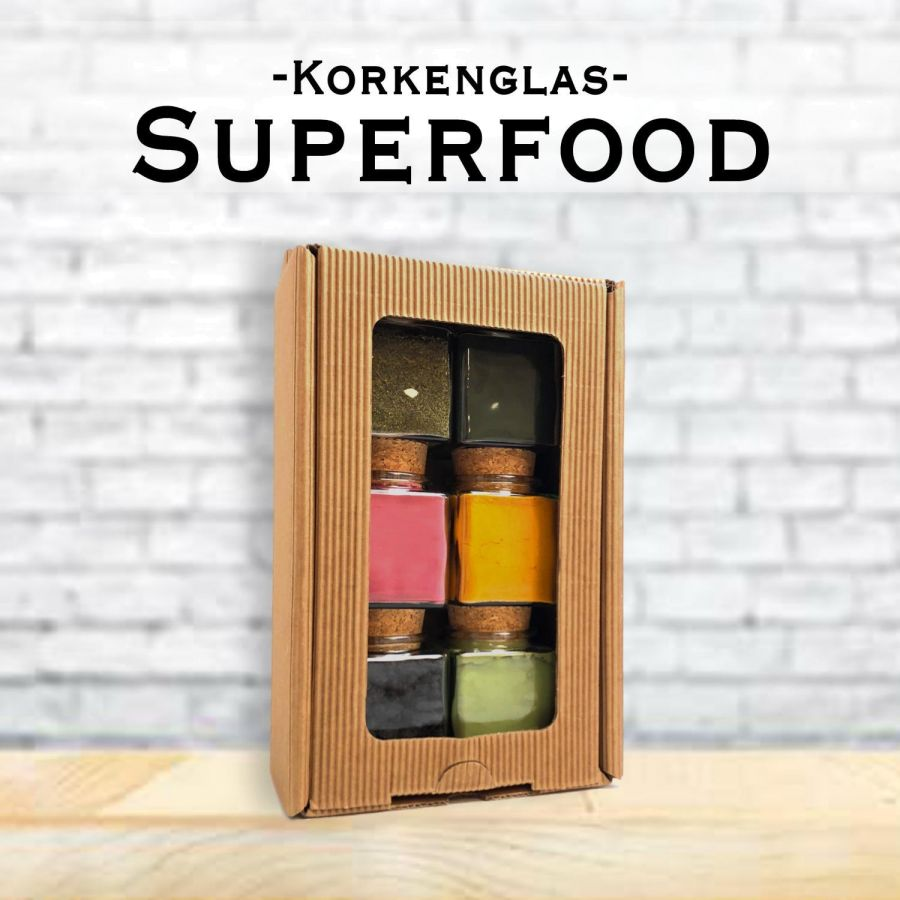 Superfood Geschenkbox