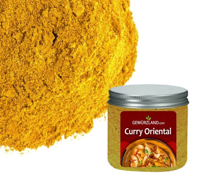 Curry Oriental