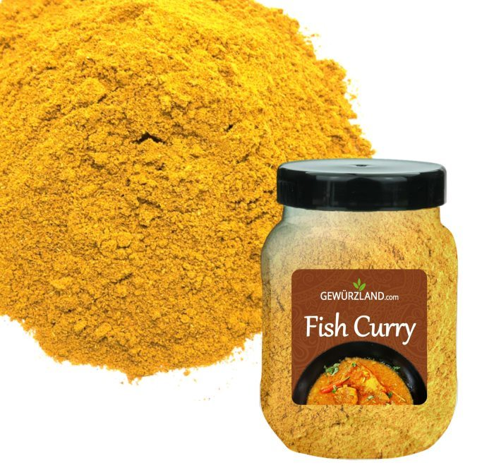Fish Curry, Fisch Curry