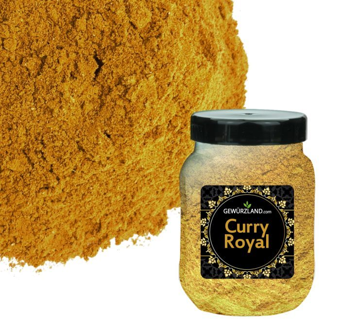Curry Royal